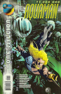 Cover Thumbnail for Aquaman (DC, 1994 series) #1,000,000 [Direct Sales]