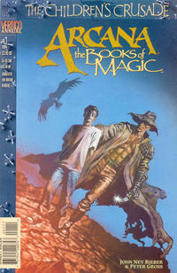 Cover Thumbnail for Arcana Annual (DC, 1994 series) #1