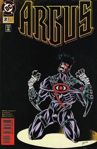Cover Thumbnail for Argus (DC, 1995 series) #2