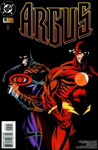 Cover Thumbnail for Argus (DC, 1995 series) #5