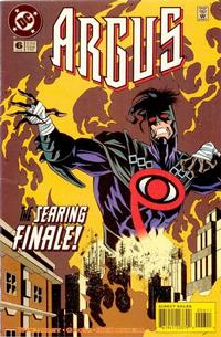 Cover Thumbnail for Argus (DC, 1995 series) #6