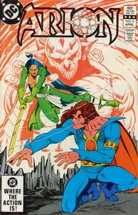 Cover Thumbnail for Arion, Lord of Atlantis (DC, 1982 series) #6 [Direct]
