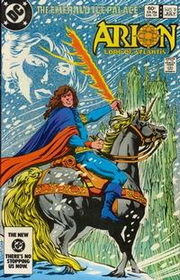 Cover Thumbnail for Arion, Lord of Atlantis (DC, 1982 series) #9 [Direct]