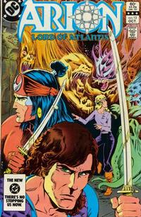 Cover Thumbnail for Arion, Lord of Atlantis (DC, 1982 series) #12 [Direct]