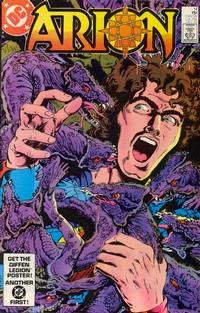 Cover Thumbnail for Arion, Lord of Atlantis (DC, 1982 series) #14 [Direct]