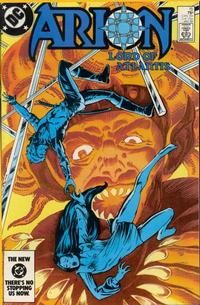 Cover Thumbnail for Arion, Lord of Atlantis (DC, 1982 series) #15 [Direct]