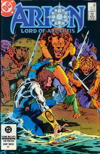 Cover Thumbnail for Arion, Lord of Atlantis (DC, 1982 series) #16 [Direct]