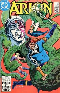 Cover Thumbnail for Arion, Lord of Atlantis (DC, 1982 series) #17 [Direct]