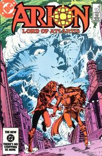 Cover Thumbnail for Arion, Lord of Atlantis (DC, 1982 series) #18 [Direct]