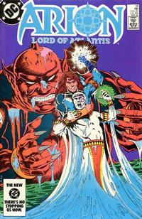 Cover Thumbnail for Arion, Lord of Atlantis (DC, 1982 series) #19 [Direct]