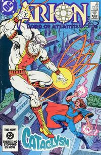 Cover Thumbnail for Arion, Lord of Atlantis (DC, 1982 series) #24 [Direct]