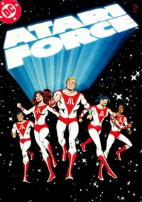 Cover Thumbnail for Atari Force (DC, 1982 series) #1