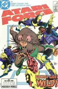 Cover Thumbnail for Atari Force (DC, 1984 series) #3 [Direct-Sales]