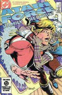 Cover Thumbnail for Atari Force (DC, 1984 series) #4 [Direct Edition]