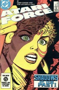 Cover Thumbnail for Atari Force (DC, 1984 series) #9 [Direct Edition]