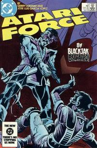 Cover Thumbnail for Atari Force (DC, 1984 series) #11 [Direct Edition]