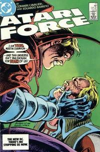 Cover Thumbnail for Atari Force (DC, 1984 series) #13 [Direct-Sales Variant]