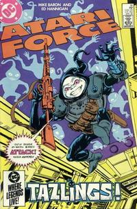 Cover Thumbnail for Atari Force (DC, 1984 series) #16 [Direct Edition]