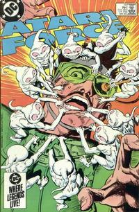 Cover Thumbnail for Atari Force (DC, 1984 series) #17 [Direct Edition]