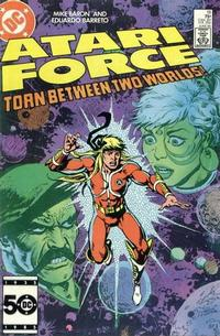 Cover Thumbnail for Atari Force (DC, 1984 series) #18 [Direct Sales]