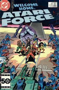 Cover Thumbnail for Atari Force (DC, 1984 series) #19