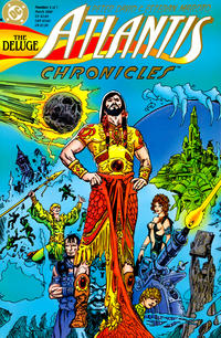 Cover Thumbnail for The Atlantis Chronicles (DC, 1990 series) #1