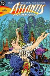 Cover Thumbnail for The Atlantis Chronicles (DC, 1990 series) #7