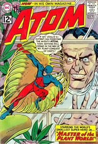 Cover Thumbnail for The Atom (DC, 1962 series) #1