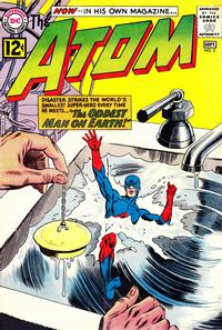 Cover Thumbnail for The Atom (DC, 1962 series) #2