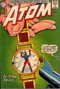 Cover Thumbnail for The Atom (DC, 1962 series) #3