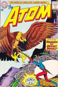 Cover Thumbnail for The Atom (DC, 1962 series) #5