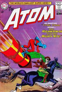 Cover Thumbnail for The Atom (DC, 1962 series) #6