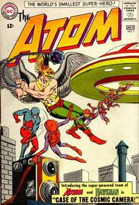 Cover Thumbnail for The Atom (DC, 1962 series) #7