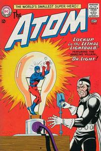 Cover Thumbnail for The Atom (DC, 1962 series) #8