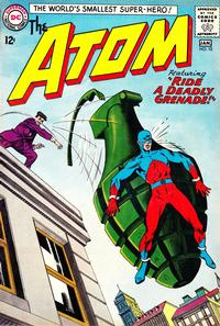 Cover Thumbnail for The Atom (DC, 1962 series) #10
