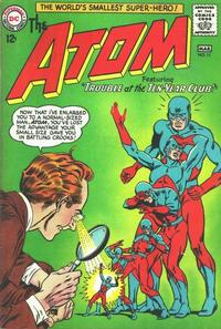 Cover Thumbnail for The Atom (DC, 1962 series) #11