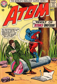 Cover Thumbnail for The Atom (DC, 1962 series) #14