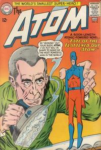 Cover Thumbnail for The Atom (DC, 1962 series) #16