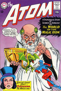 Cover Thumbnail for The Atom (DC, 1962 series) #19