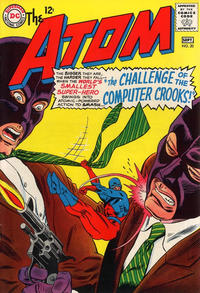 Cover Thumbnail for The Atom (DC, 1962 series) #20