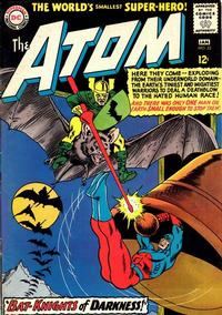 Cover Thumbnail for The Atom (DC, 1962 series) #22