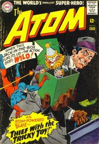 Cover Thumbnail for The Atom (DC, 1962 series) #23