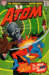 Cover Thumbnail for The Atom (DC, 1962 series) #25