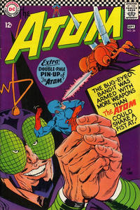 Cover Thumbnail for The Atom (DC, 1962 series) #26