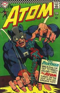 Cover Thumbnail for The Atom (DC, 1962 series) #27