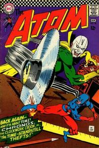 Cover Thumbnail for The Atom (DC, 1962 series) #28