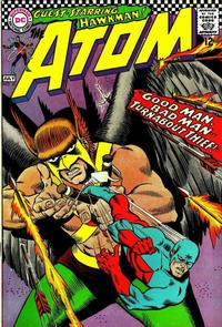 Cover Thumbnail for The Atom (DC, 1962 series) #31