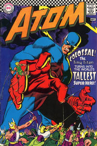 Cover Thumbnail for The Atom (DC, 1962 series) #32