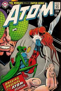Cover Thumbnail for The Atom (DC, 1962 series) #33