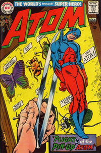 Cover Thumbnail for The Atom (DC, 1962 series) #35